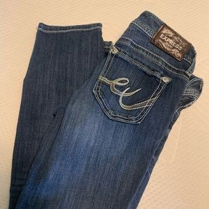 Express Low-Rise Jeans